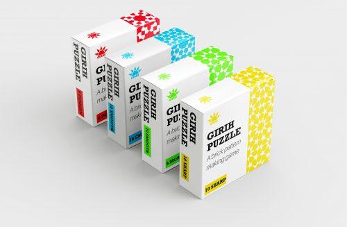 Girih Puzzle Box